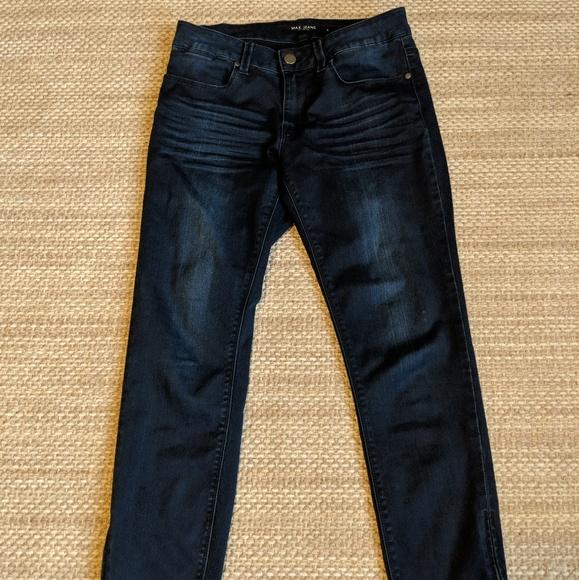 Max Jeans Denim - Max Jeans - Skimmer Zipper Ankle 6